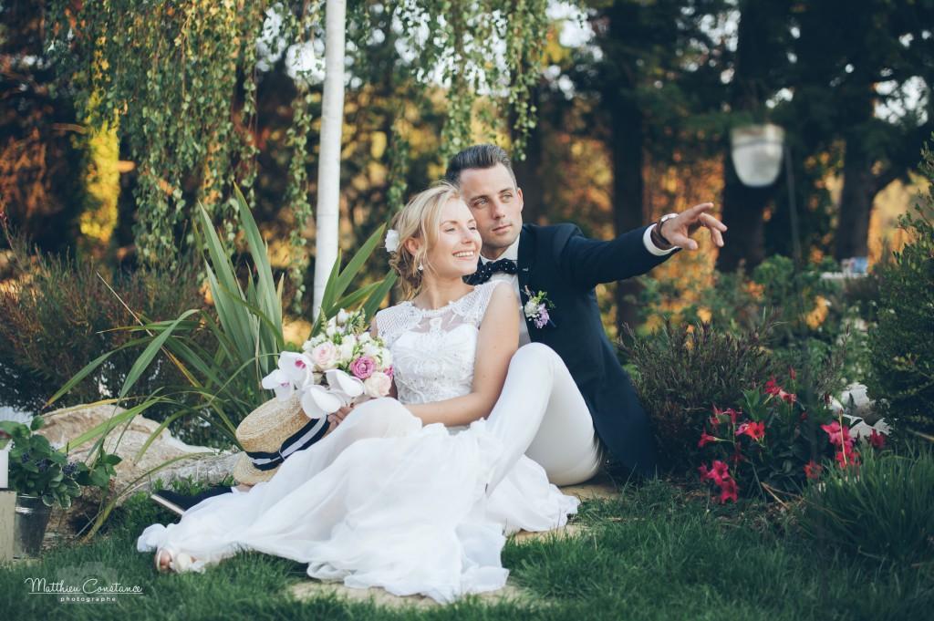 mariage de Dacid Maria aix provence matthieu constance