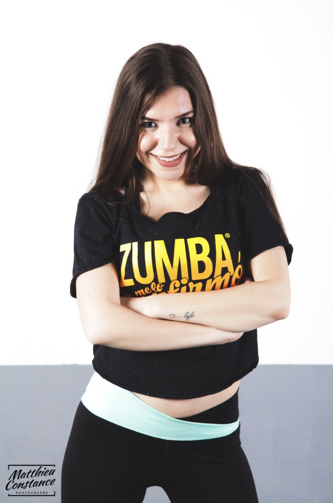 shooting zumba fast and pro Olivia by Matthieu Constance