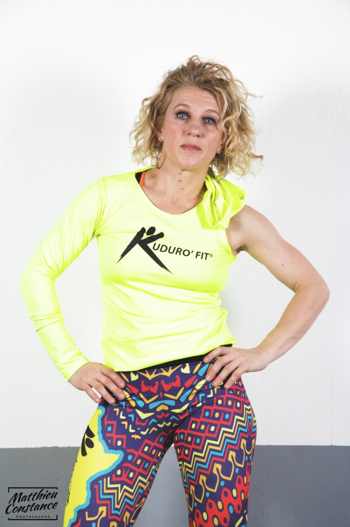 shooting zumba fast and pro marie-helene by Matthieu Constance