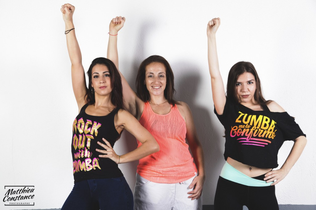 shooting zumba fast and pro team 2 by Matthieu Constance
