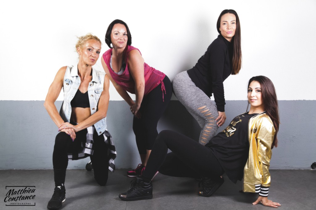shooting zumba fast and pro team by Matthieu Constance
